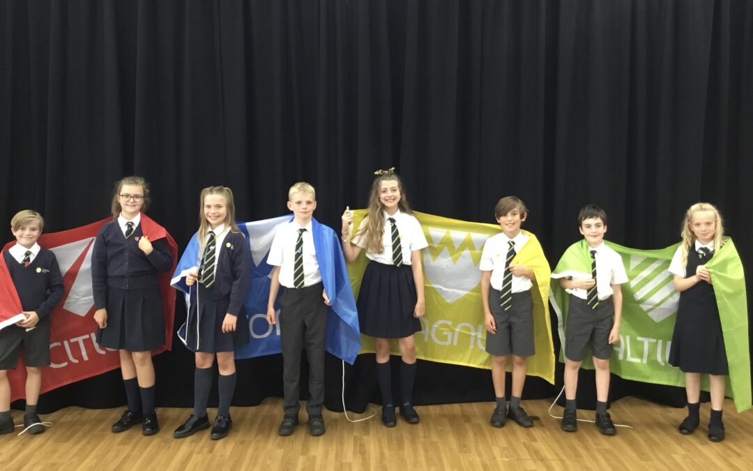 Exciting elections see house captains crowned