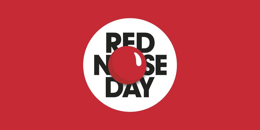 Pupils take part in Red Nose Day activities